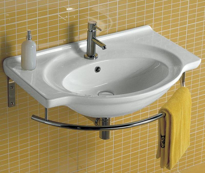 Поэтапная установка раковины в ванной своими руками